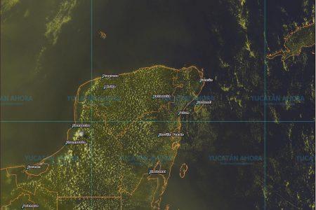 Registro oficial de calor en Mérida: 38.1 grados