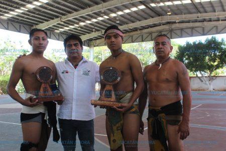 Piden más apoyo para la práctica del Juego de Pelota Maya