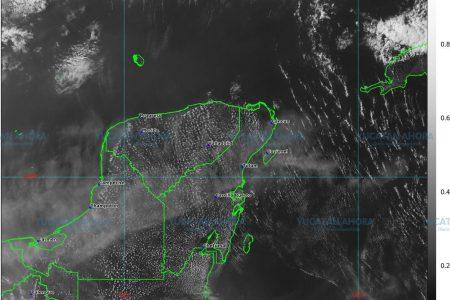 Mérida se 'cuece' a 40.5 grados