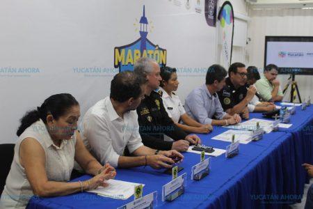 Este 30 de junio, el Maratón de la Marina 2019