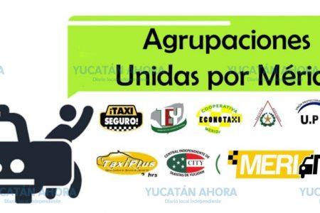 En Yucatán el paro nacional de taxistas se perfila al fracaso