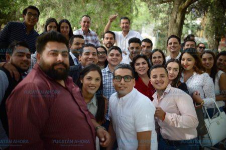 Recuperación del PRI empezará con los jóvenes: Ivonne Ortega