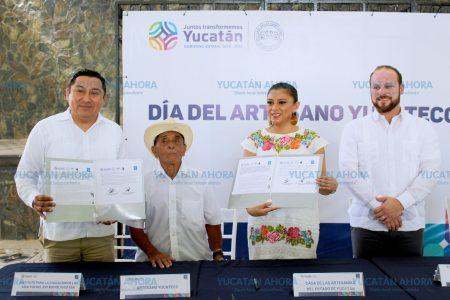 Motivan superación de artesanos yucatecos