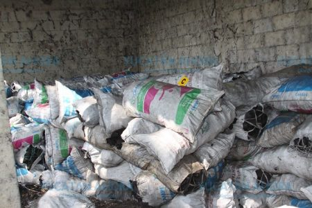 Procesado penalmente por almacenar carbón vegetal