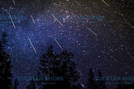 Este fin de semana, lluvia de estrellas 'garantizada' que se verá en Yucatán