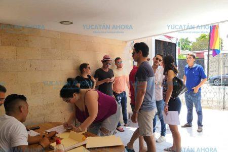 Extienden lucha por el matrimonio igualitario en Yucatán