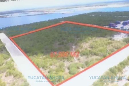 Polígono industrial de Progreso, en el más contaminado de Yucatán