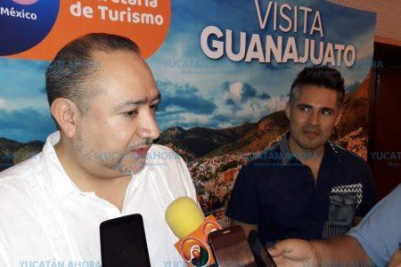 Guanajuato seduce a los yucatecos