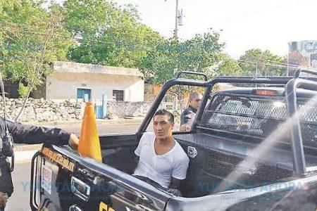 Mérida 'aborta' a multidelincuente capitalino