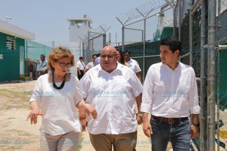 Ofrecen respeto a los derechos humanos de presos