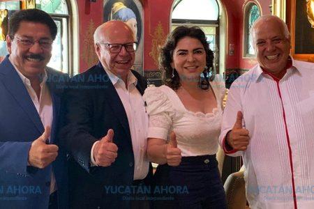 Alianza entre Ivonne Ortega y José Narro por la dirigencia del PRI