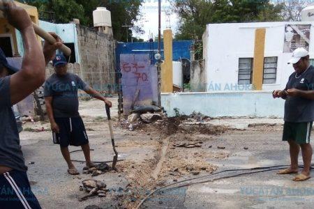 Pronta respuesta de la Japay a vecinos de San José Tecoh