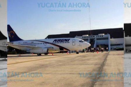 Aeropuerto de Chichén Itzá se conecta a Quito, Ecuador