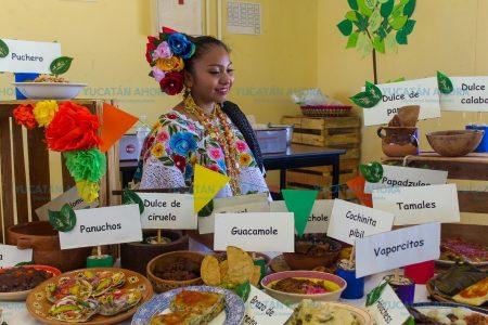 Estudiantes del Cobay Kinchil celebran legado de la cultura maya