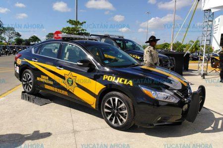 Reconocimiento y más apoyos a la Policía de Yucatán