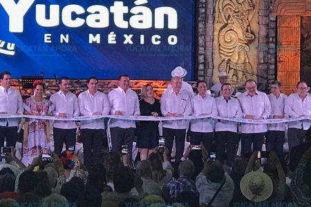Con mucho sabor y novedades, arranca la Semana de Yucatán en México