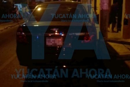 La muerte lo sorprende al volante en el centro de Mérida