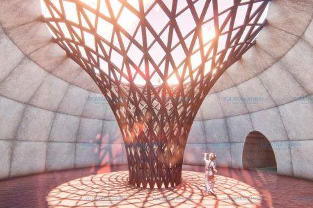Primeros trabajos para la construcción del Museo de la Luz