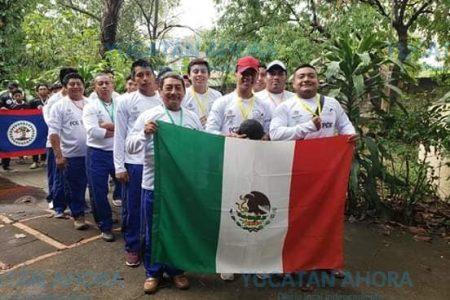 Destaca equipo yucateco en Copa de Pelota Maya en El Salvador