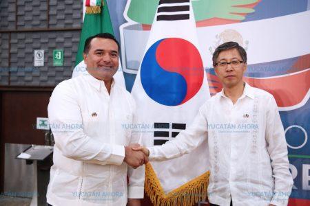 Mérida rinde homenaje a su mestizaje con coreanos