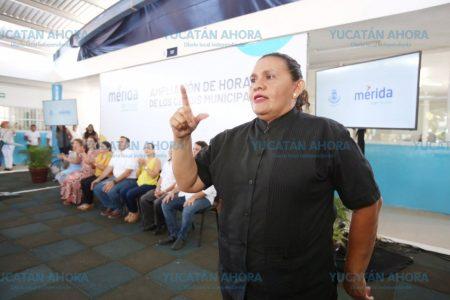 Lenguaje de señas en todos los eventos del Ayuntamiento