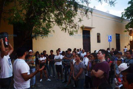 Marchan para que Mérida no sea una ciudad muerta en vida