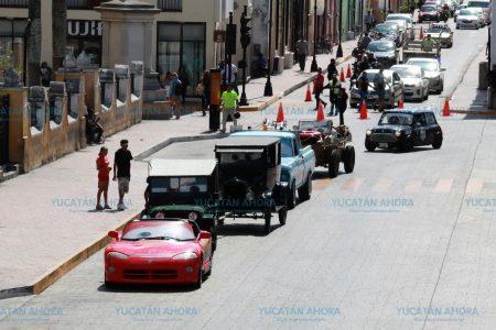 Rally Maya: anuncian Museo del Automóvil en Valladolid