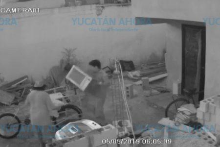 Víctima se empodera y lanza advertencia a ladrones