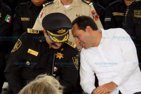 Reconocimiento al trabajo policiaco en Yucatán