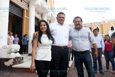 Sobrino Argáez, al servicio del gobernador de Campeche