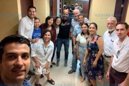 Espectacular 'reinicio' del TED x Mérida