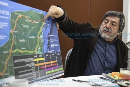 En noviembre consultarán a los indígenas si quieren el Tren Maya