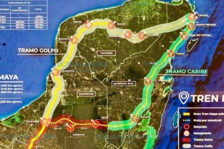 El Tren Maya, esperanza para ferrocarrileros de Yucatán