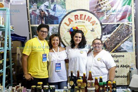 La miel de Yucatán, un endulzante para la salud