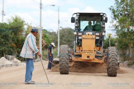 Avanza objetivo central de Mérida