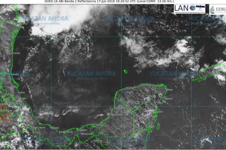 Semana de calor extremo y poca lluvia en Yucatán