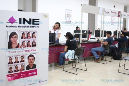 Este año caducarán 68 mil credenciales para votar en Yucatán