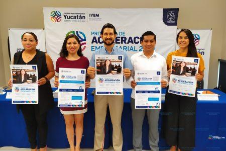 Le meten 'turbo' al emprendimiento en Yucatán