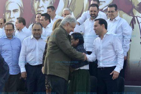 Mauricio Vila respalda a AMLO en el acuerdo México-Estados Unidos