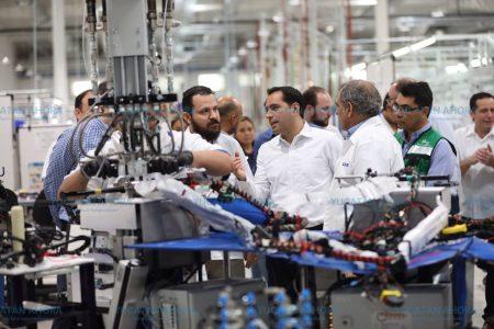 Yucatán, entre los tres estados con más empleos generados en mayo