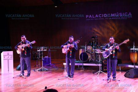 Festejan el primer aniversario del Palacio de la Música