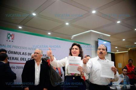 Ivonne Ortega denuncia prácticas caducas del 'candidato cupular'