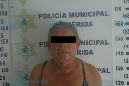 Le roba camioneta a una estadounidense en el centro de Mérida