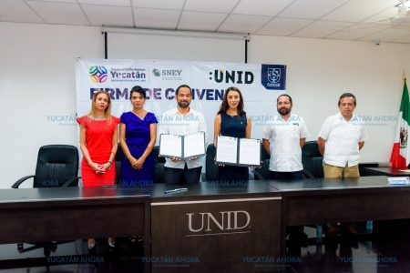 Ofrecen promisorio futuro laboral a egresados de la UNID
