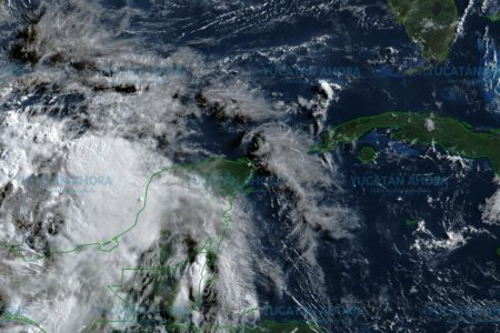 Seguirán las lluvias este lunes, pronostica Conagua
