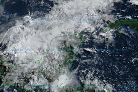 Siguen las lluvias en Yucatán, pero además calor extremo