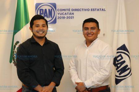 Dos aspirantes buscan ser líder juvenil del PAN en Yucatán