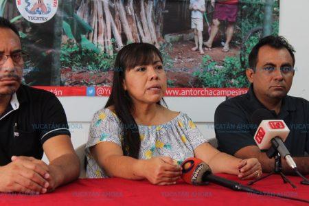 Piden obras y servicios para familias yucatecas