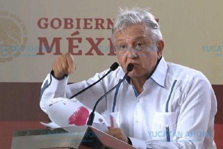 Nunca más habrá apagones en Yucatán: AMLO