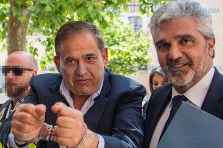 Liberan bajo fianza a Alonso Ancira en España
